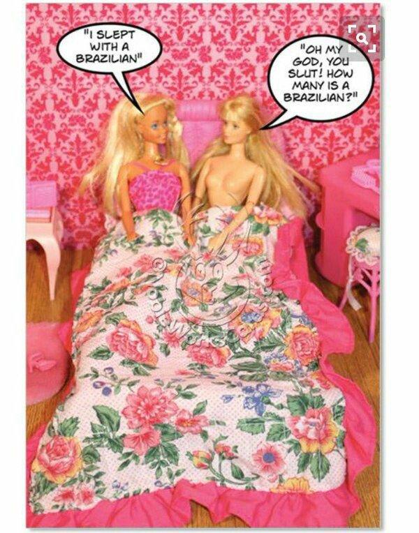 Barbie Slut
