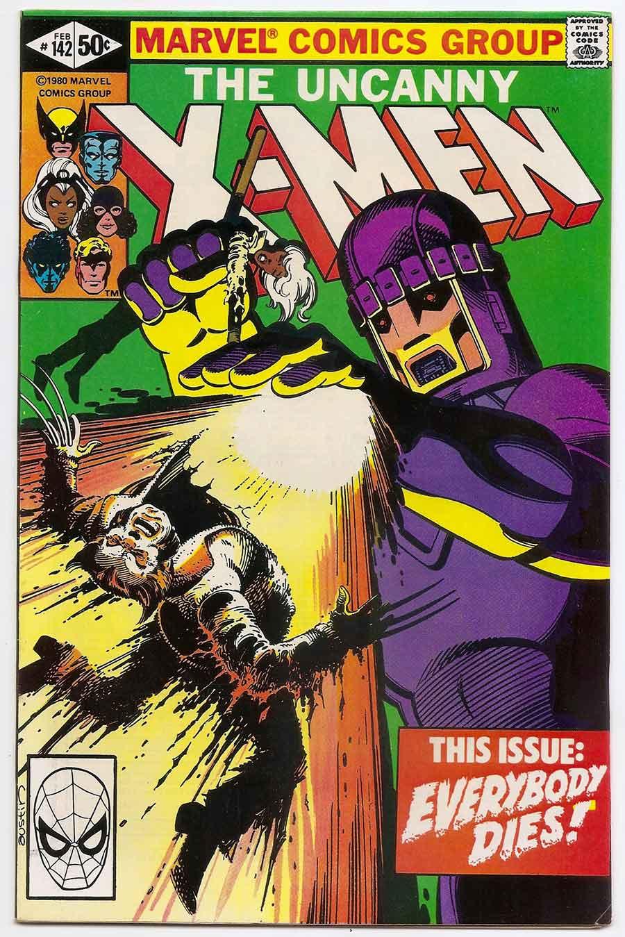 X-Men-Uncanny-142-Brooklyn-Comic-Shop